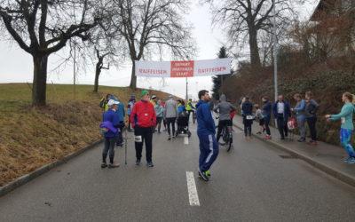 Erfolgreicher Cup-Lauf in Bösingen