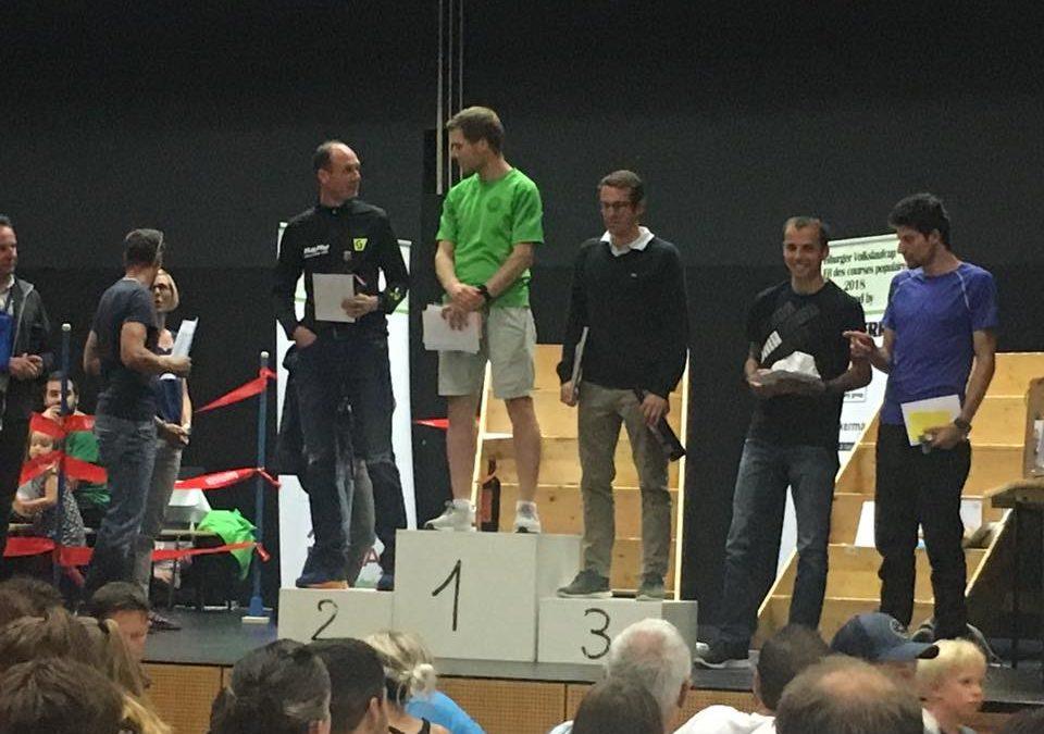 À travers Sâles: 1. Hälfte der Cup-Saison erfolgreich abgeschlossen