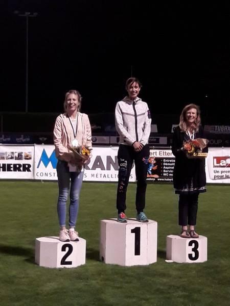 Freiburger Meisterschaften über 5000 Meter: Zwei LATler auf dem Podest