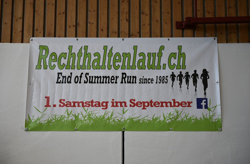 End of Summer run – wie wahr!