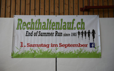 End of Summer run – wie wahr!